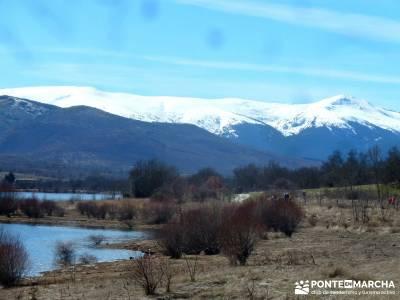 Camino Natural Valle del Lozoya; pueblos de la sierra de madrid eresmas cercedilla piedralaves